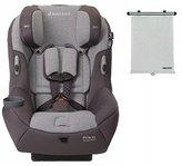 Maxi-Cosi Pria 85 Convertible Car Seat in Loyal Grey with BONUS Retractable Recaro Window Sun Shade by