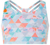 Monsoon Elise Geo Crop Top