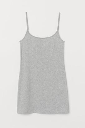 H&M Long Tank Top - Gray