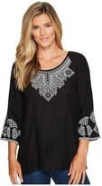 Roper 1137 Rayon Tunic Women's Blouse