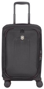 "Victorinox Nova Frequent Flyer Softside 22"" Carry-On Luggage"