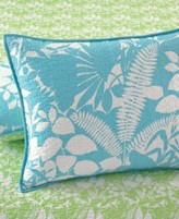 Martha Stewart Collection Collection Cotton Paradise Palm Standard Sham