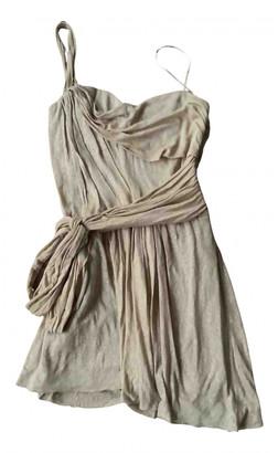 Isabel Marant Gold Linen Dresses