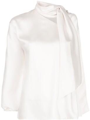 Sachin + Babi Jane asymmetric blouse
