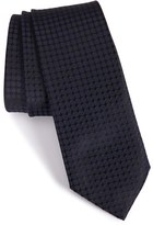 Z Zegna Men's Dot Silk Tie