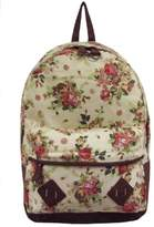GT Collection Flower Printed Backpack