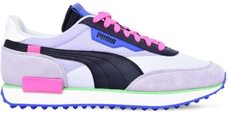 Puma Select Rider Game On Sneakers