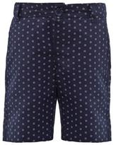 Mayoral Navy Printed Shorts