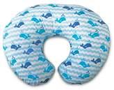 Boppy Slipcovered Nursing Pillow - Whale Watch