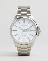 Sekonda Date Window Stainless Steel Watch