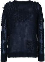 P.A.R.O.S.H. fine knit pom pom jumper