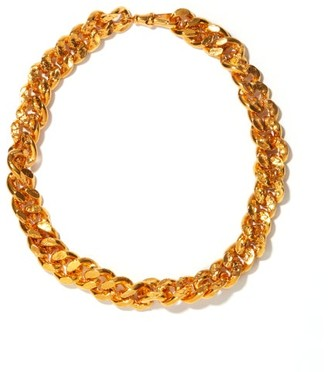 Alighieri The Dante Link 24kt Gold-plated Choker - Yellow Gold