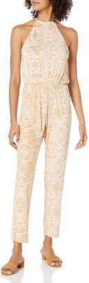 Rachel Pally Women's Maisie Jumpsuit Printed