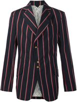 Vivienne Westwood Man striped blazer