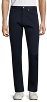 Brooks Brothers Selvedge Twill Slim Cotton-Blend Pants