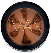 Iman Second to None Semi-Loose Powder, Clay Medium Dark