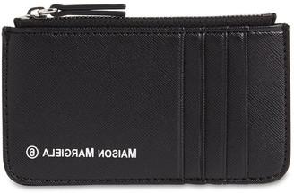 MM6 MAISON MARGIELA Faux Leather Card Holder