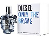 Diesel ONLY THE BRAVE by EDT SPRAY 2.5 OZ for MEN ---(Package Of 6)