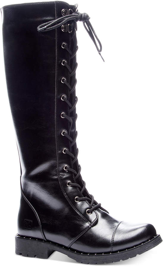 Chinese Laundry Roset Tall Combat Boots