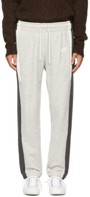 Nike Grey Re-Issue Lounge Pants