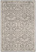 "Safavieh Closeout! Evoke EVK242D Ivory/Grey 6'7"" x 9' Area Rug"