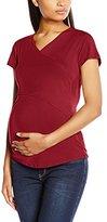 Ripe Maternity Women Embrace Top Short Sleeve T-Shirt,(Manufacturer Size:X-Small)