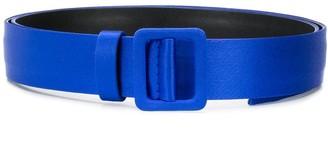 Ssheena Tonal Leather Belt