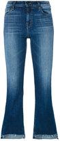 J Brand Selena jeans - women - Cotton - 28