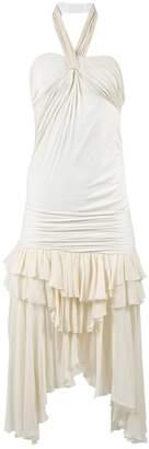 Iceberg White Viscose Dresses