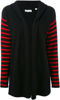 Chinti and Parker cashmere striped cardigan