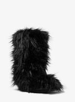 MICHAEL Michael Kors Lark Faux Fur Boot
