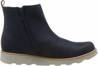 Clarks Boy's Crown Halo K Chelsea Boots