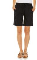 Sportscraft Rosa Stretch Linen Short