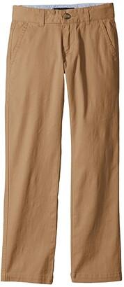 Tommy Hilfiger Academy Pants (Big Kids) (Golden Khaki) Boy's Casual Pants