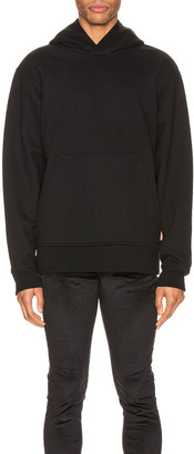 Acne Studios Pink Label Sweatshirt in Black | FWRD