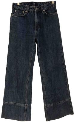 Wood Wood Blue Denim - Jeans Jeans for Women