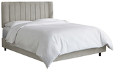 Skyline Furniture Channel Seam Bed
