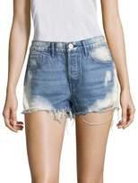 3x1 W2 Mason Bleached Denim Shorts
