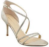 Ivanka Trump Garis Glitter Sandals