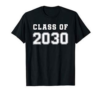 with me. Class of 2030 Grow T-Shirt First Day of School Shirt