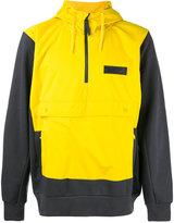 Nike rain jacket hoodie - men - Cotton/Polyester - M