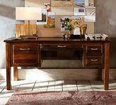 Pottery Barn Bowry Reclaimed Wood Desk