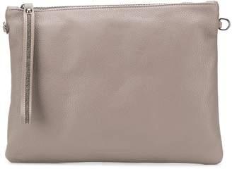 Fabiana Filippi wrist-strap clutch bag
