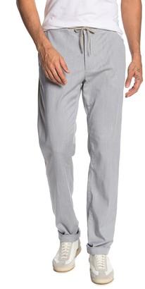 34 Heritage Carter Drawstring Waist Twill Pants