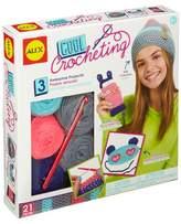 Alex Craft Cool Crocheting Kit