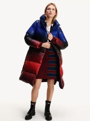 Tommy Hilfiger Tommy Icons Ombre Down-Filled Parka
