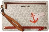 MICHAEL Michael Kors Illustrations Sl Away Large Travel Wristlet