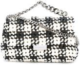 Stella McCartney Becks weaved shoulder bag - women - Artificial Leather/metal - One Size