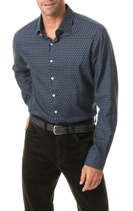 Rodd & Gunn Eden Valley Original Fit Floral Button-Up Shirt