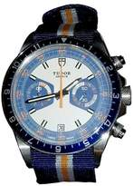 Tudor Heritage Chrono Blue Sapphire & Blue Dial 42mm Mens Watch